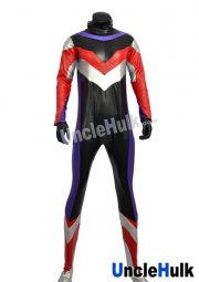 Shiny Metallic Multi-color Bodysuit | UncleHulk